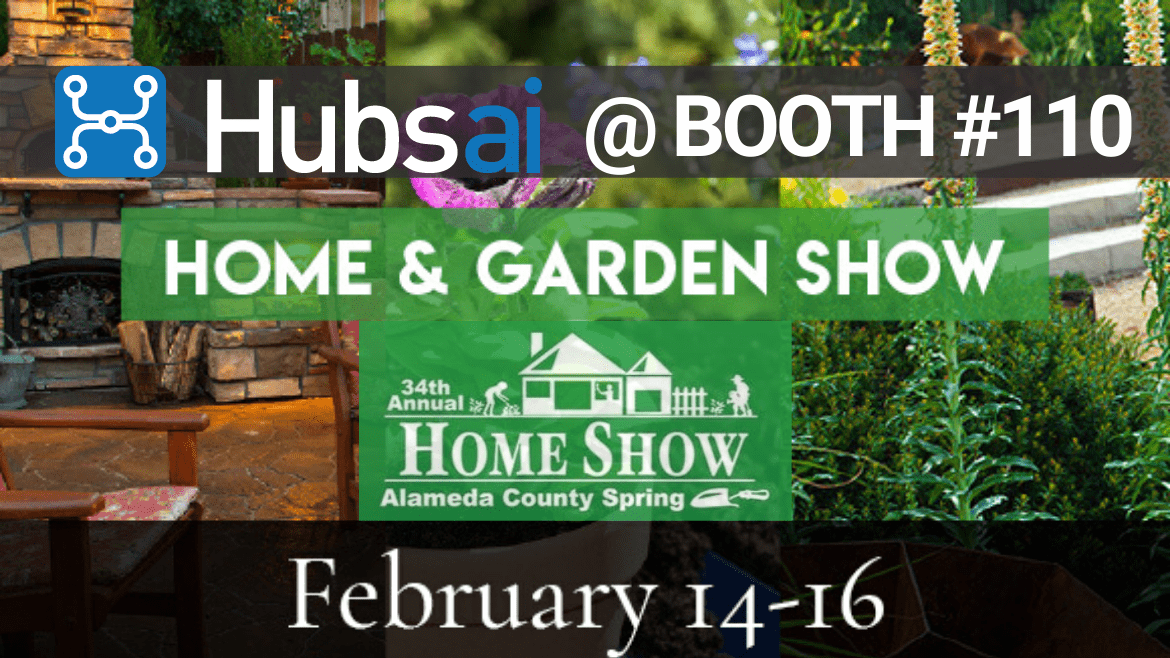 San Ramon-Based Hubsai Launches Its Simplified Smart Home Solution at the Alameda County Spring Home Show