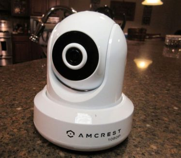 Amcrest 1080P Indoor Camera in Hubsai's SmartHome plan