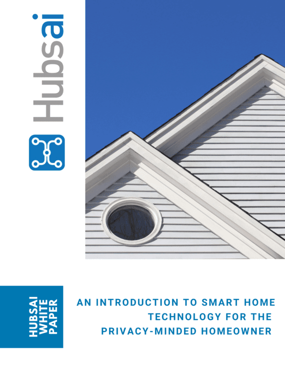 Hubsai White Paper - An Introduction to Smart Technology for the Privacy