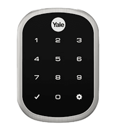 Yale Assure keyless smart lock model YRD256